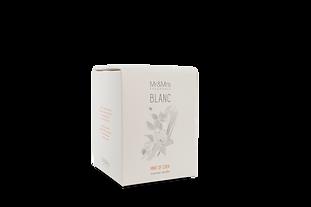 Blanc candle -  Mint of Cuba
