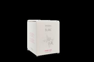Blanc candle -  Jasmine of Ibiza
