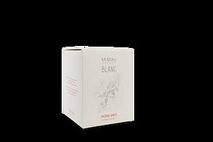 Blanc candle -Zanzibar Amber