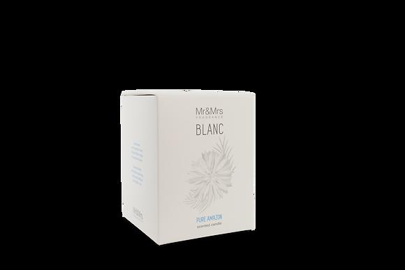 Blanc candle - Pure Amazon