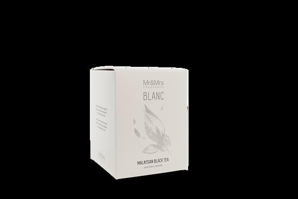 Blanc candle - Black Tea