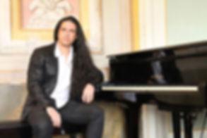 Andrea De Paoli piano