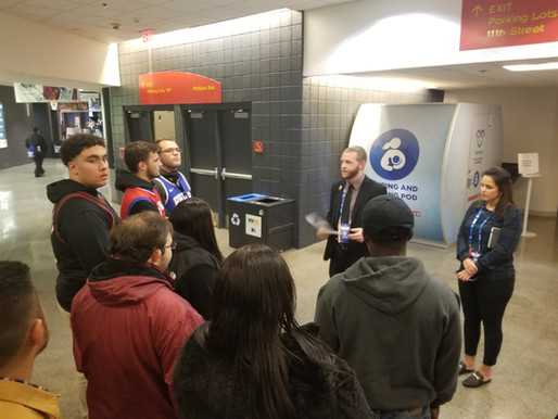 Communications Department takes trip to Philadelphia