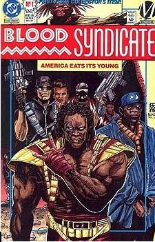 DC comics Milestone reborn