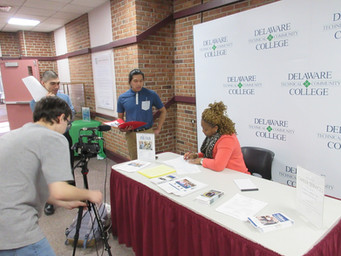 Career Services open house prepares students for Job Fair