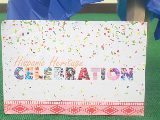 Hispanic Heritage Month exhibit visits campus