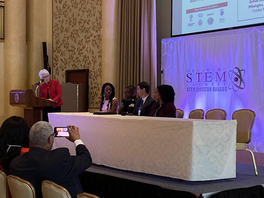 Delaware STEM Council holds fifth annual STEM Symposium and Awards Ceremony