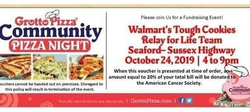 Grotto Pizza hosts Relay For Life fundraiser
