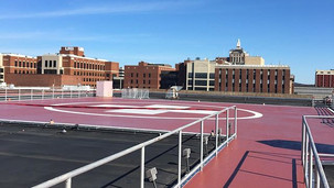 Children's of Alabama Helicopter Pad
