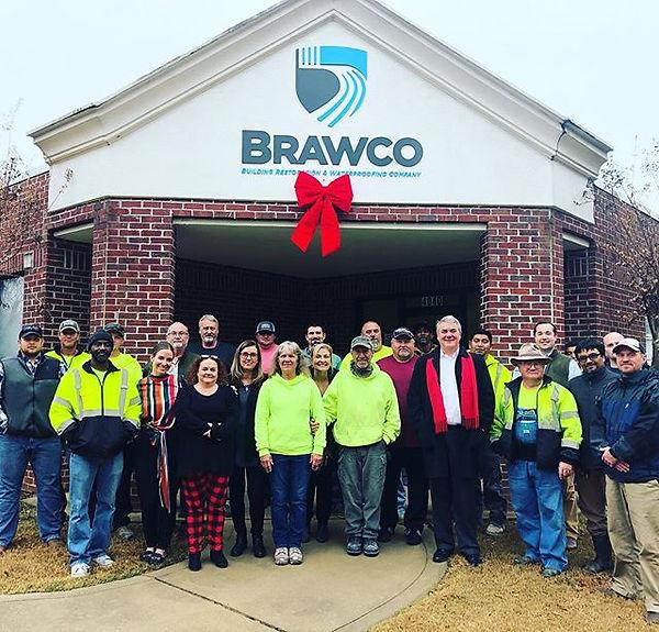 BRAWCO Holiday Party FUN! 🎄Thanks to so