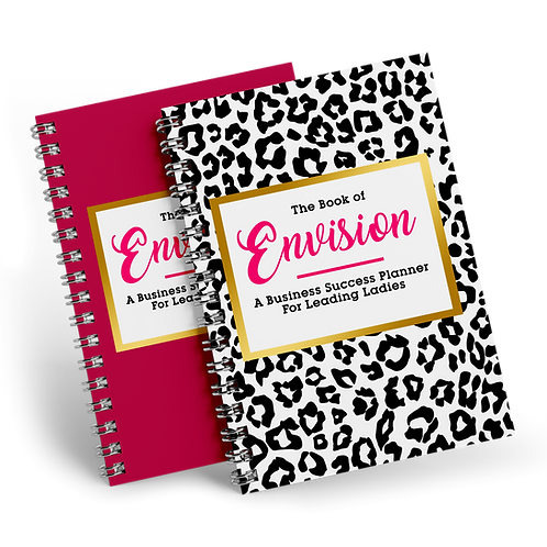 Book Of Envision: Business Success Planner