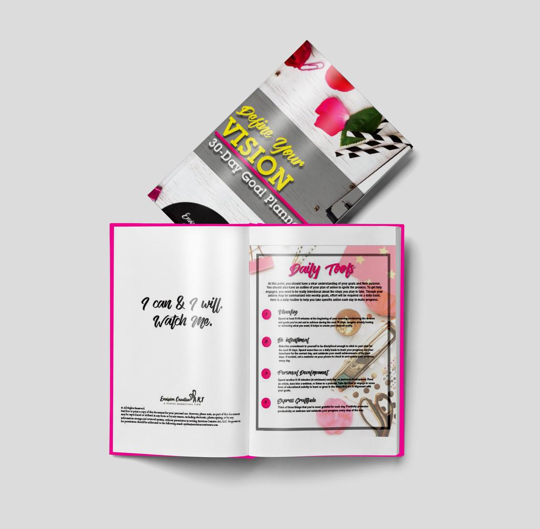 Define Your Vision E-Book
