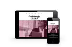 Professionally Poised Website