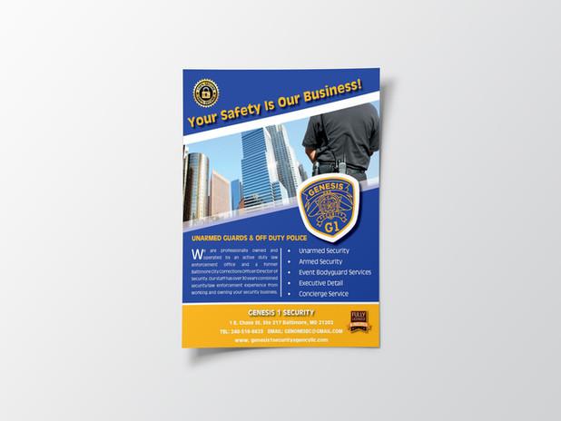 Genesis Security_Flyer