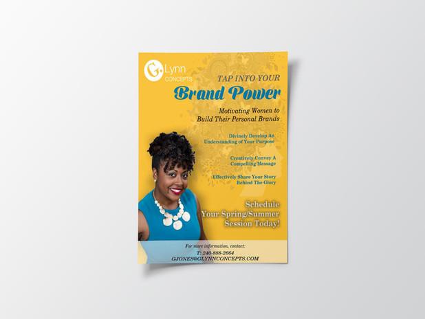 G.Lynn Concepts Flyer