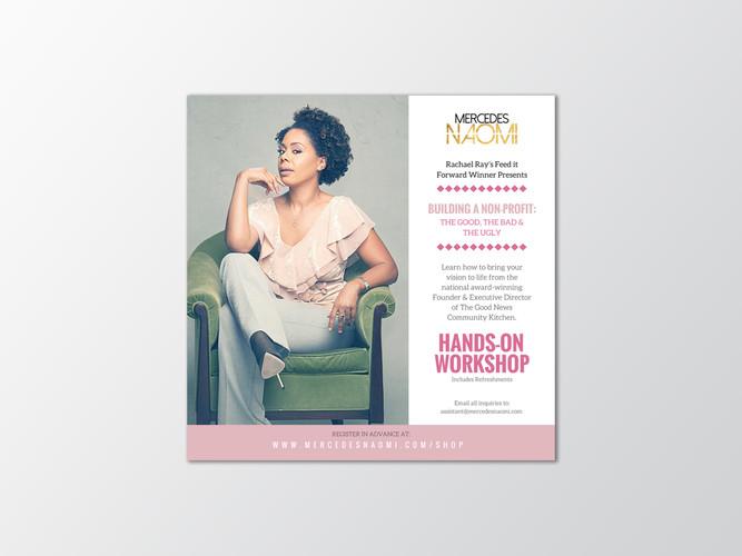 Mercedes Naomi Workshop