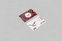 Bouffista Business Cards
