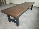 Мега-стол в стиле лофт
