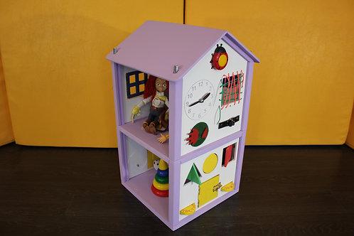бизидом кукольный домик