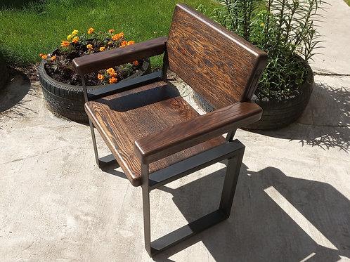 Кресло a стиле лофт