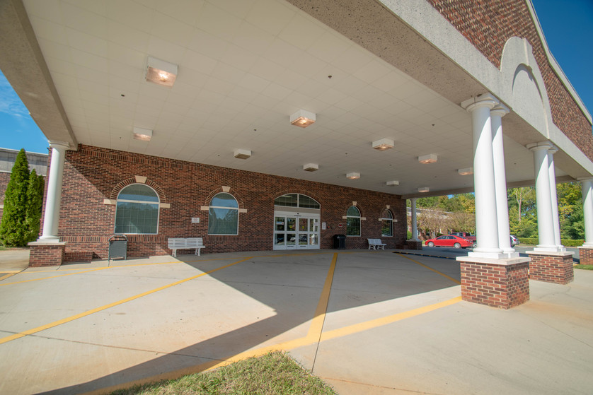 Outpatient VA Hospital
