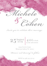Wedding Invitation Set 2_Thank you - Cop
