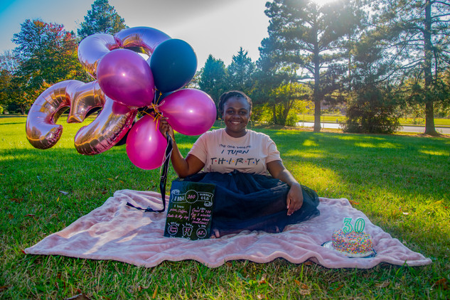 Birthday Photography, 30th Lifestyle shoot