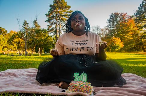 Birthday Photography, 30th Lifestyle shoot