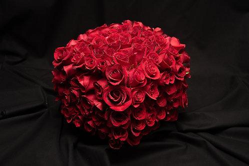 Fresh Rose Cubes