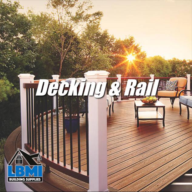 Decking & Rails