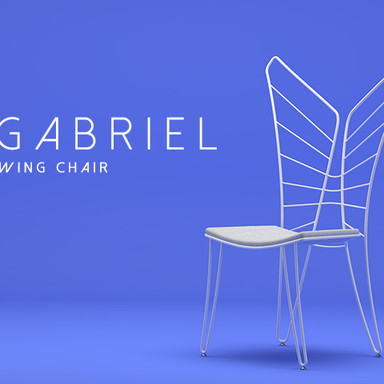 Gabriel Wing Chair