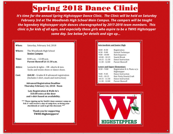 Spring Clinic & Spirit All Day at Chick Fil A