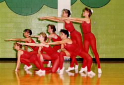 TWHS (McCullough) Highsteppers