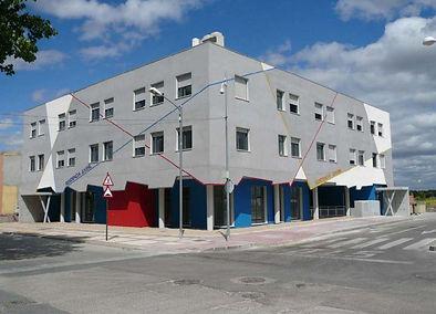 residencia deportiva Iscar