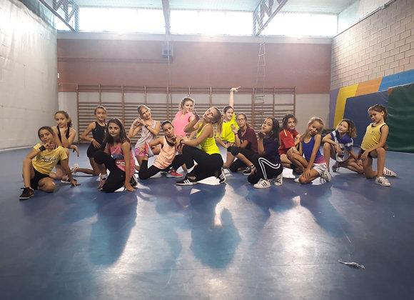 Campus de tecnificación deportiva de Baile