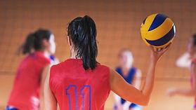 Campus de tecnificación deportiva de voleibol