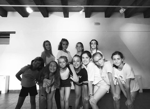 Campus de tecnificación deportiva de Baile sin autobús