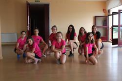 Campus de baile