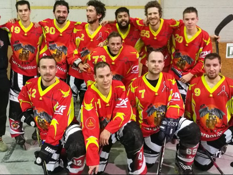 """Aveyron Digital News : """"Les Gargouilles, une équipe de roller-hockey qui cartonne"""""""