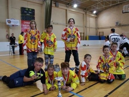 """Aveyron Digital News : """"Les Gargouilles ouvrent une nouvelle section roller-hockey pour les enfants"""""""