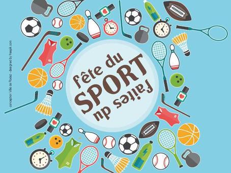 Fête du Sport à Vabres - 31/08/19 - 14h / 17h