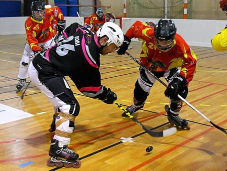"""La Dépêche du Midi : """" Roller hockey, les Gargouilles affichent une très belle forme """""""