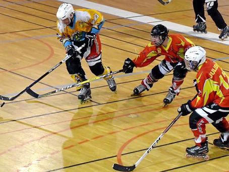 CENTRE PRESSE : Roller hockey. Portes ouvertes pour découvrir une discipline spectaculaire