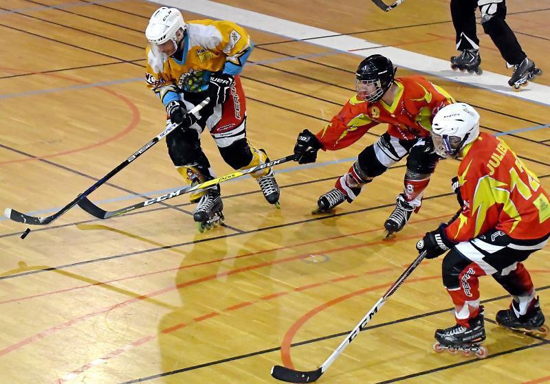 #Rodez #RollerHockey #LesGargouilles