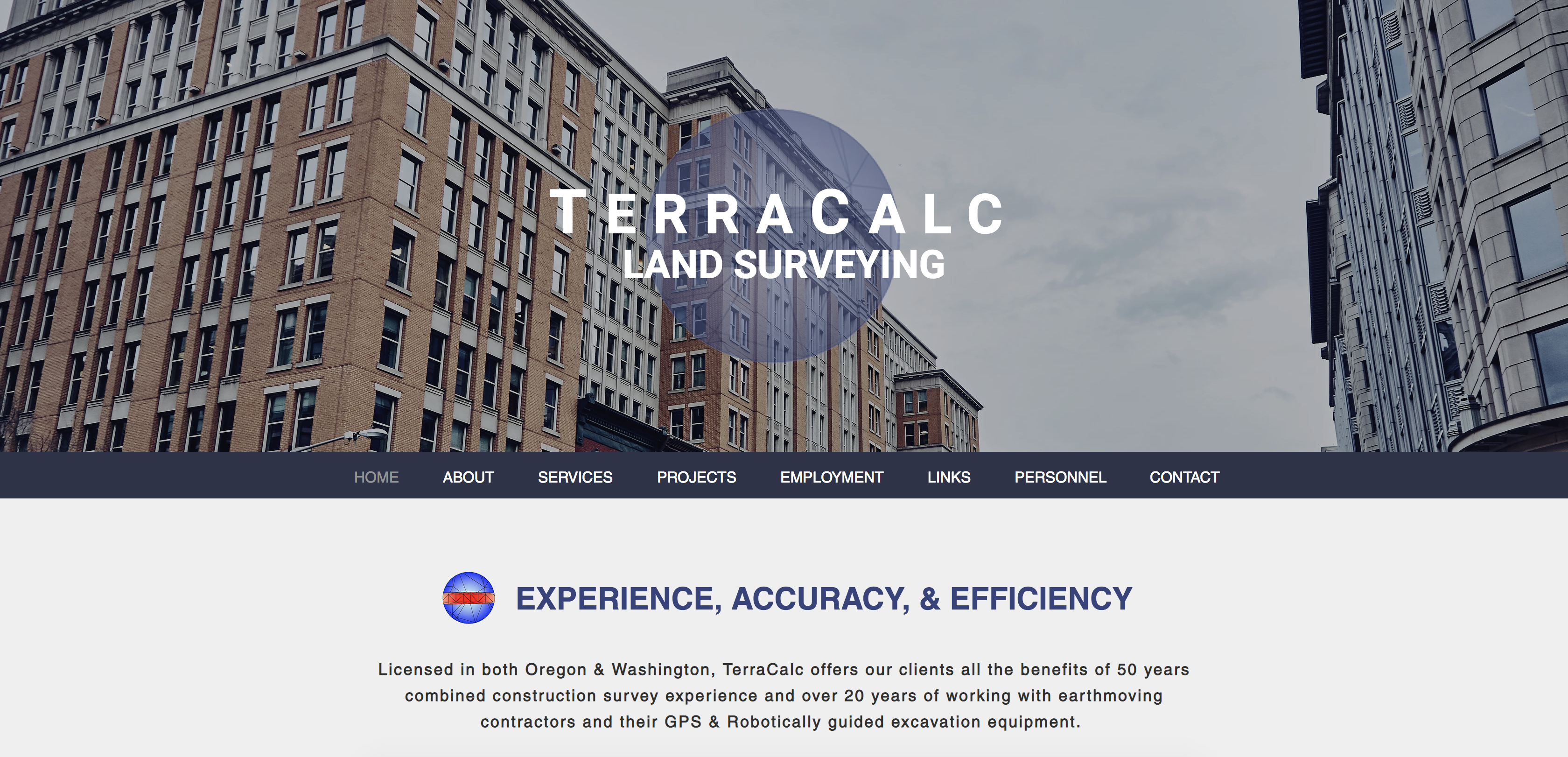 TerraCalc Land Surveying