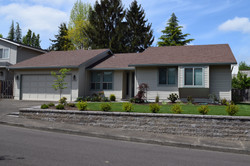 Revive Exteriors New siding on a home in Beaverton