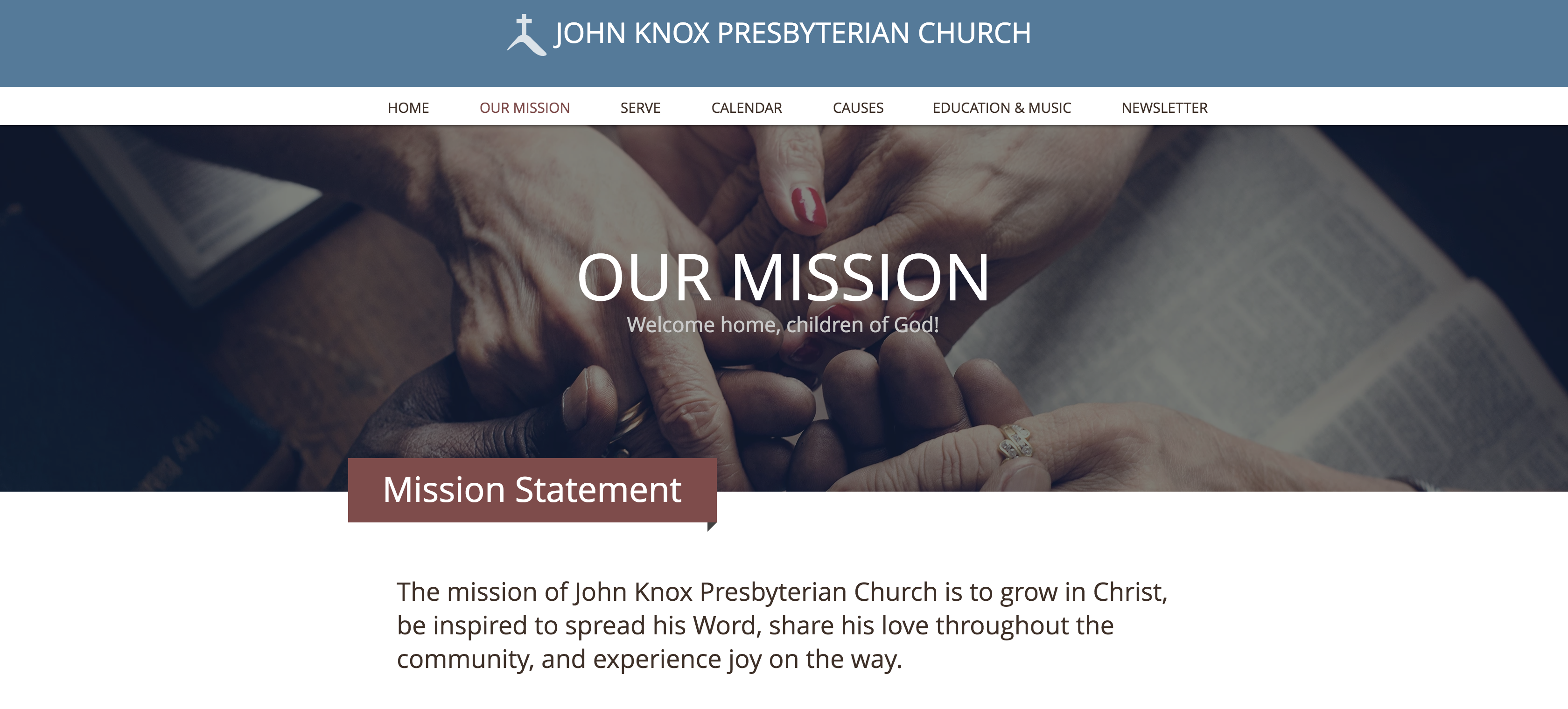 John Knox Presbyterian Church