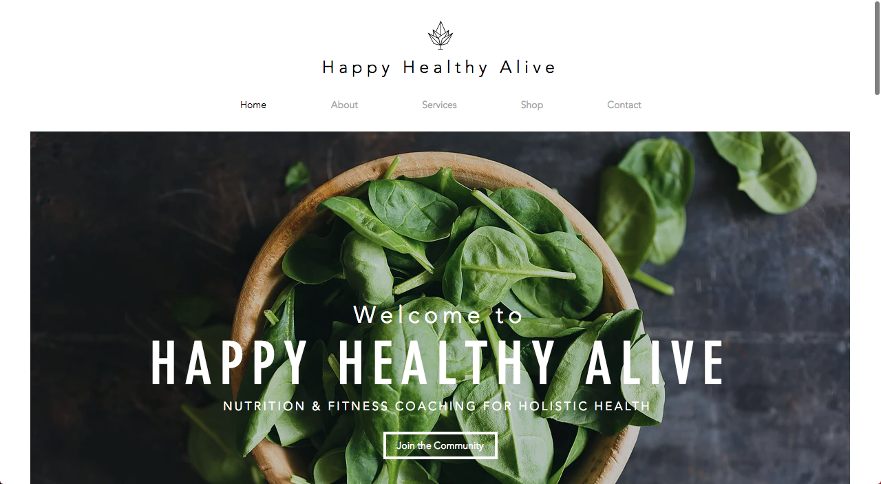 Happy Healthy Alive