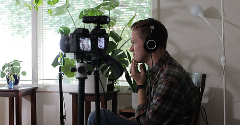 Skyline Video Productions interview behind the scenes