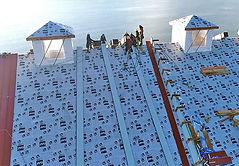 Dakota Roofing New Commercial Roof
